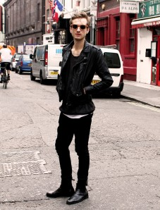 Sunnies of London - Male Model