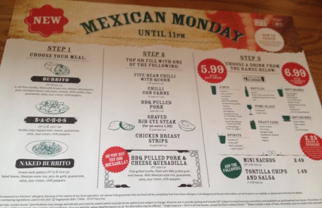 Mexican Mondays – Yes, it is a thing!
