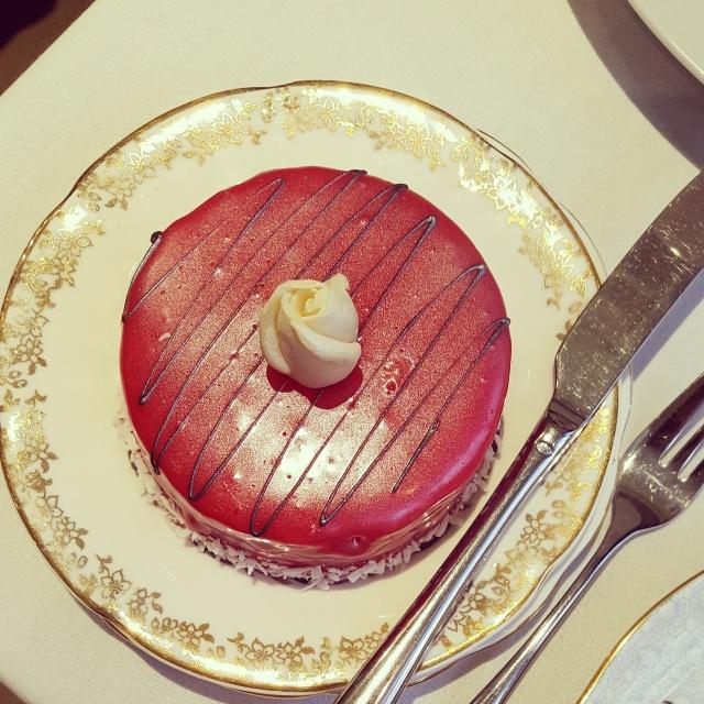 Alice in Wonderland Afternoon Tea, The Raj Hotel, St. James' Court
