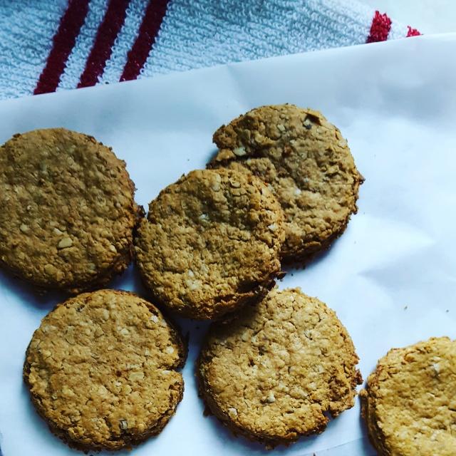 Marmite Oatcakes Recipe
