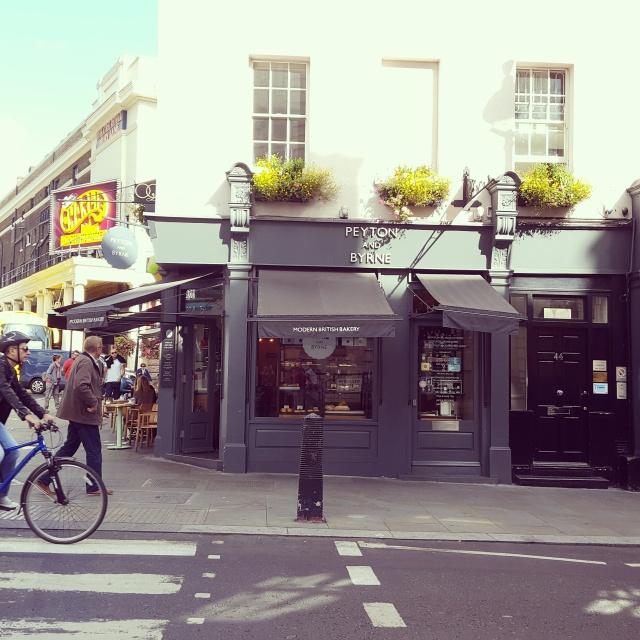 Peyton & Byrne, Covent Garden